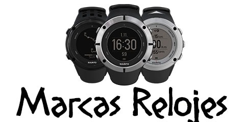 Marcas de relojes